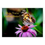 Summer Friend - Butterfly Card