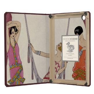 Summer, from 'Gazette du Bon Ton', 1925 iPad Mini Covers