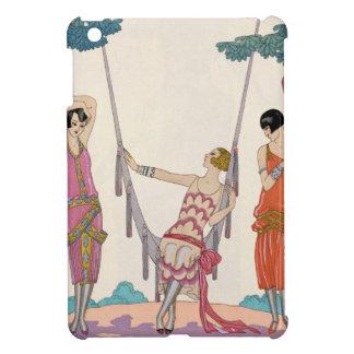 Summer, from 'Gazette du Bon Ton', 1925 iPad Mini Cases