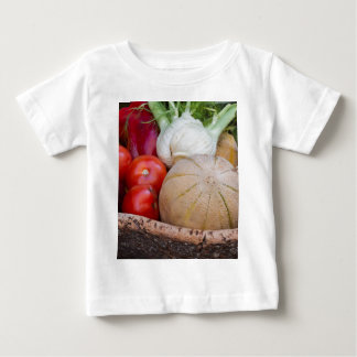 summer fruit in the basket baby T-Shirt