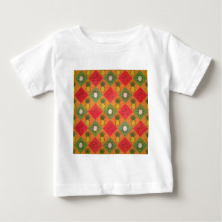 Summer Fruits Pattern Baby T-Shirt