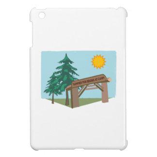 Summer Fun Begins At Camp iPad Mini Cover