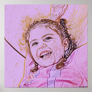 summer fun byjosievalerio@2009 print