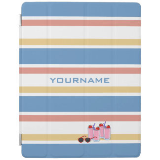 Summer Fun custom device covers iPad Cover