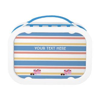 Summer Fun custom lunch boxes