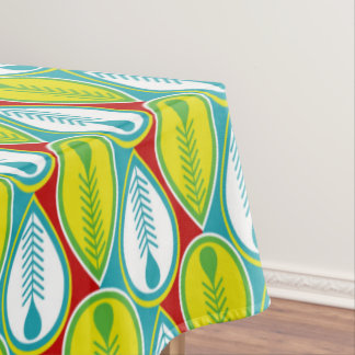 Summer Fun Feathers Tablecloth