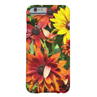 Summer Fun Flowers and Bee Phone Cover Barely There iPhone 6 Case