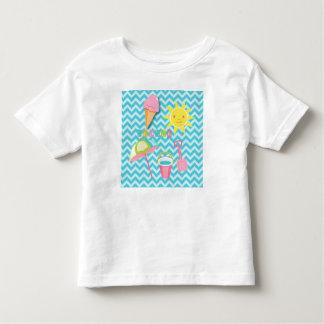 Summer Fun on Blue Waves Tshirts