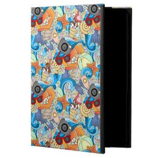 Summer Fun Pattern iPad Air Cases