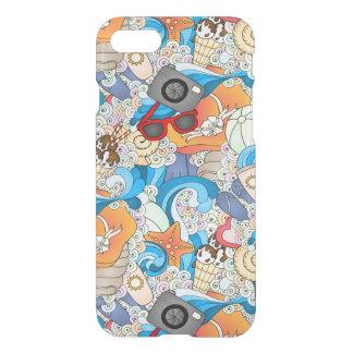 Summer Fun Pattern iPhone 8/7 Case