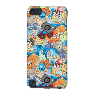 Summer Fun Pattern iPod Touch (5th Generation) Covers