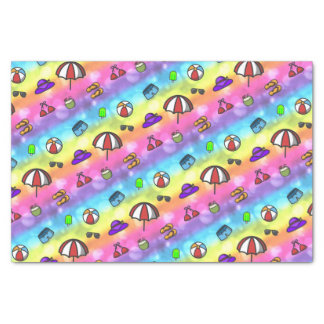 Summer Fun Tissue Paper