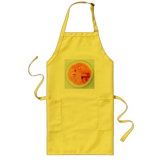 Summer Fun Watermelon 4Adam Long Apron