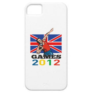 Summer Games 2012 Shot Put Throw Barely There iPhone 5 Case
