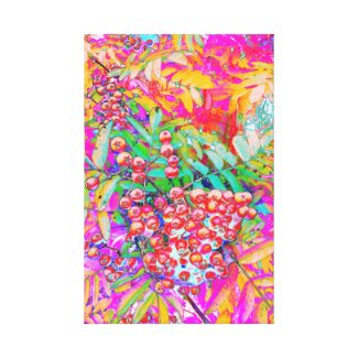 Summer Ghosts Canvas Print