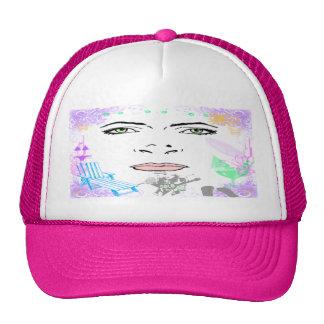 Summer Girl Hat
