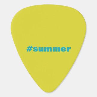 #summer Guitar Picks