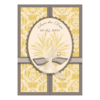 Summer Harvest SD Reminder Notecard Pack Of Chubby Business Cards