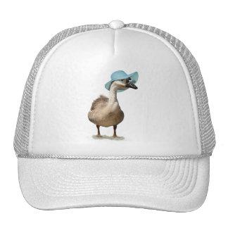 Summer Hat & Sunglasses Mesh Hat