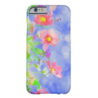 Summer Haze Wild Flowers Sunshine Landscape Barely There iPhone 6 Case