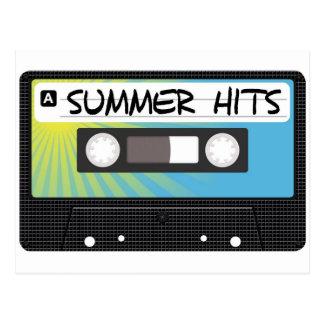 Summer Hits Postcard