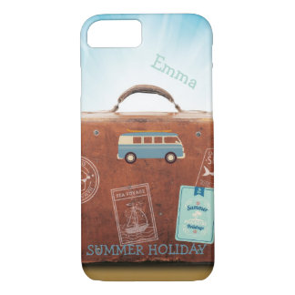 Summer Holiday iPhone 8/7 Case