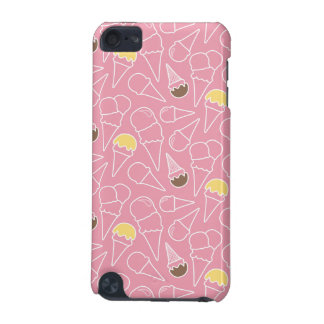 Summer Ice Cream Pattern iPod Touch 5G Covers