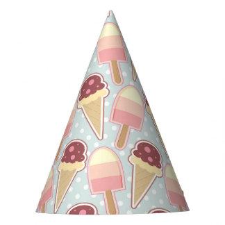 Summer Ice Creams Party Hat