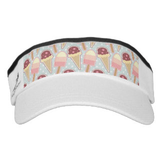 Summer Ice Creams Visor