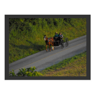 ~ Summer in Lancaster County ~ 3 Postcard