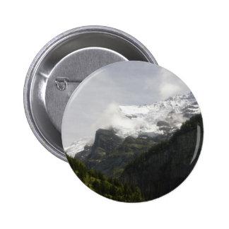 Summer in Switzerland 6 Cm Round Badge