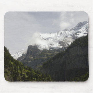 Summer In Switzerland Mouse Pad