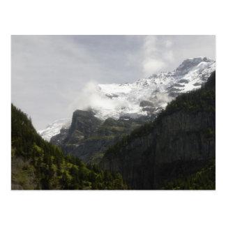 Summer In Switzerland Postcard