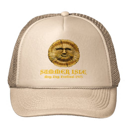 Summer Isle May Day Festival Hats