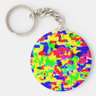 Summer Key Ring