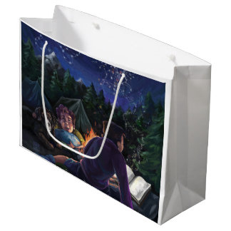 Summer Knights Large Gift Bag