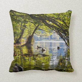 Summer lake cushion
