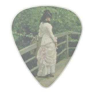 Summer Landscape, 1879 Acetal Guitar Pick