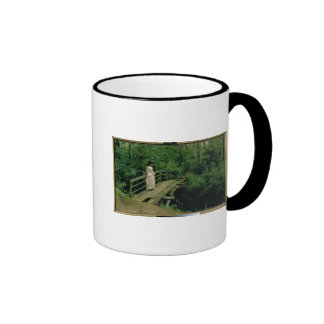 Summer Landscape, 1879 Ringer Coffee Mug