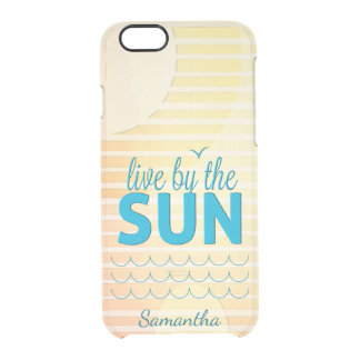 Summer Life Clear iPhone 6/6S Case