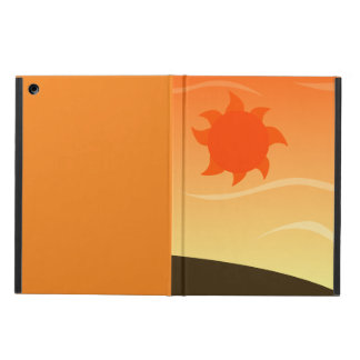 Summer Lines Case For iPad Air