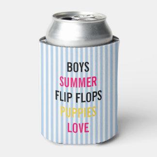 Summer Lovin Bridesmaid Fiesta Party Can Cooler