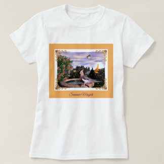 Summer Magick Golden T-Shirt