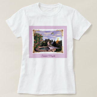 Summer Magick Mauve T-Shirt