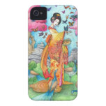 Summer Maiko Geisha iPhone 4 Case