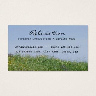 Summer Meadow Business Card