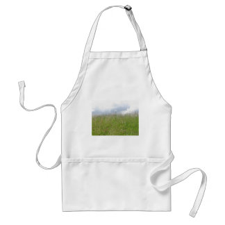Summer meadow panorama standard apron