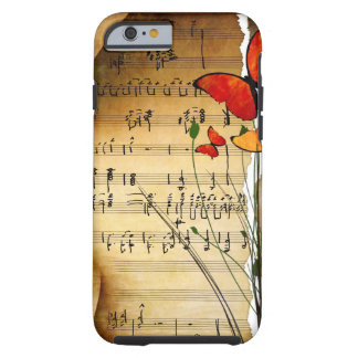 Summer Melody Tough iPhone 6 Case