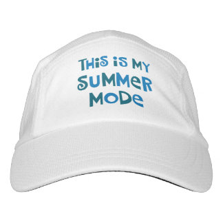 Summer Mode Hat
