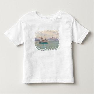 Summer Morning at Molde, 1892 Toddler T-Shirt